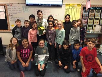 Congratulations Mrs. Zeigler!