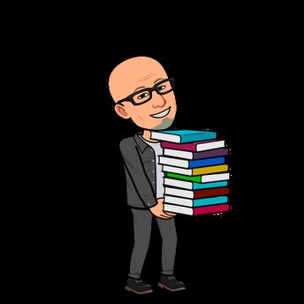 Stephen Nedell, K-8 Librarian