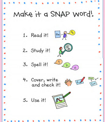 Snap Words