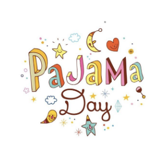 this thursday's assembly: pajama day!