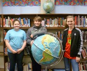 Geography Bee Winners