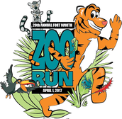 Ft. Worth Zoo Run - all invited!