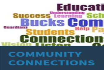 Community Connections Meeting--Monday, March 30