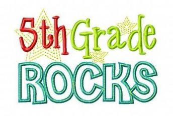 Celebration of 5th Grade Students / Celebración de estudiantes de 5to grado: