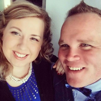 WHY I FOSTER:  Ryan and Aleigha West