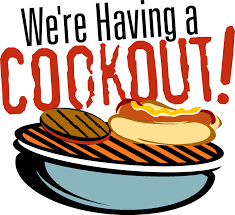 First Day of Spring Cookout!