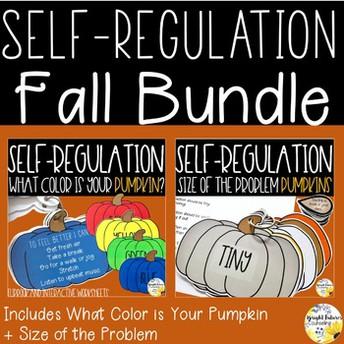 ZONES OF REGULATION- What color is your pumpkin?