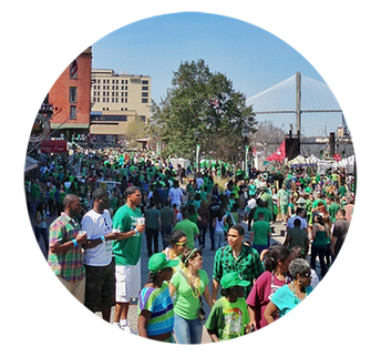 ST. PATRICK'S DAY FESTIVAL 16-17 MARCH