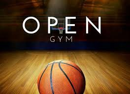 Every Wed and Fri: Open Gym