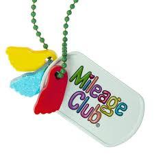 MILEAGE CLUB - THURSDAY 10/24