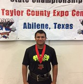 McGregor Senior Earns Bronze at State Powerlifting Meet