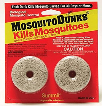Keep Mosquitos Under Control On Your Property and In Your Neighborhood