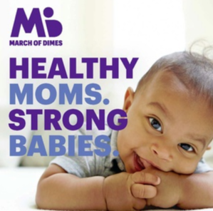 March of Dimes - Thank you!