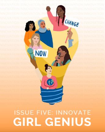 Girl Genius STEAM Magazine and Opportunity