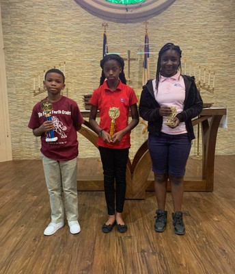 4th/5th Grade Poetry Contest Winners