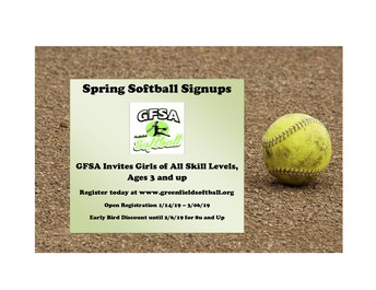 Spring Softball