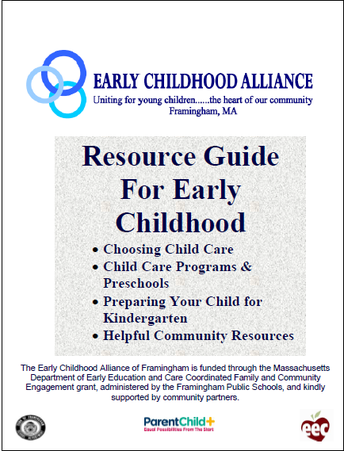 Resource Guide For Early Childhood 2020 Edition