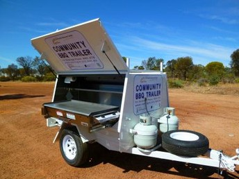 CAN YOU HELP THE P&F WITH SOURCING A BBQ TRAILER?