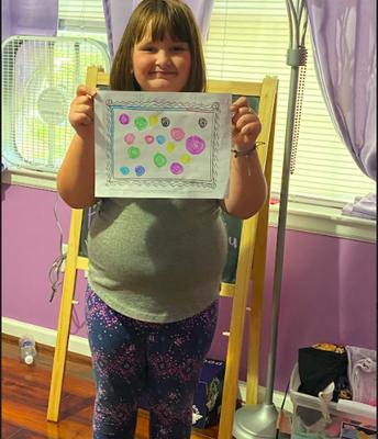 Izabella Marshall shares her Dots