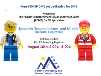 Pediatric Emergency & Trauma Outreach Series (PETOS)