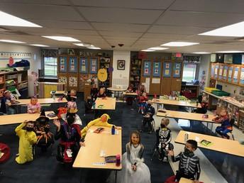 Mrs. Gierak's Kindergarten Class!