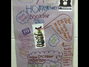 "A ""Homegrown"" Book Fair: Grade 3s as Young Disciples and Citizens"