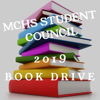 Student Council Book Drive