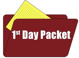 First Day Packets