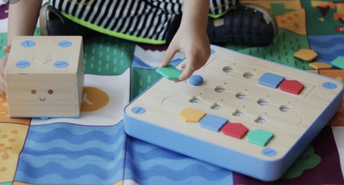 Cubetto Grant Funded for Kinder