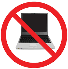 Laptops are not Required for in-person Learning