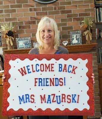 Mrs. Mazurski