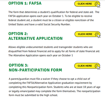 STEP 2: Choose and complete your application