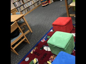 Library Makeover at Wadsworth!