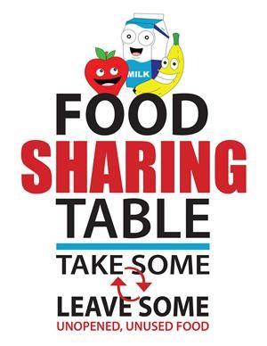 Food Sharing at HHS