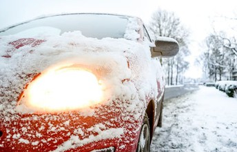 Winter Crime Prevention Tip:  Don't leave the engine running while away from your vehicle.