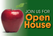 AUGUST 21 BACK TO SCHOOL OPEN HOUSE  (open to all grades)