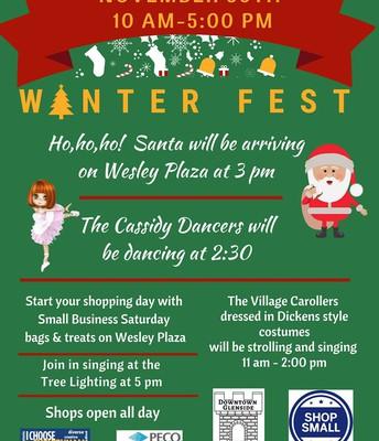 Winter Fest Event