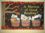 Bulletin Board Themes for Halloween and Fall