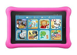 KIndle Fire Incentive for Attendance and Homework Completion