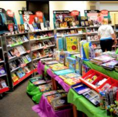 Annual School Book Fair — March 8-12