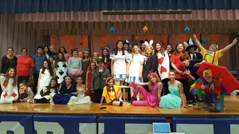 Trials of Alice in Wonderland