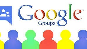 GA  Google Groups/Discussions