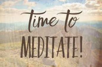 Friday Morning Meditation for Parents/Caregivers - Last Date June 12th