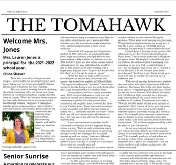 Student Newspaper