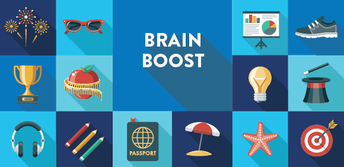Brain Boost Available NOW in the OLS