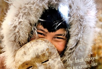 The Inuit by Kevin Cunningham        The Inuit by Andrew Santella