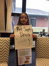 Pet Supply Drive