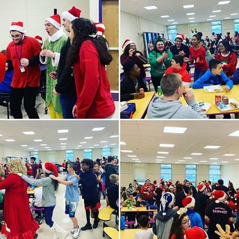 IHS/IMS Holiday Cheer