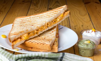 Grilled Cheese Sandwich Day--April 12