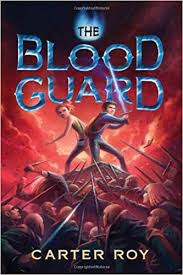 Fiction: The Blood Guard (series)